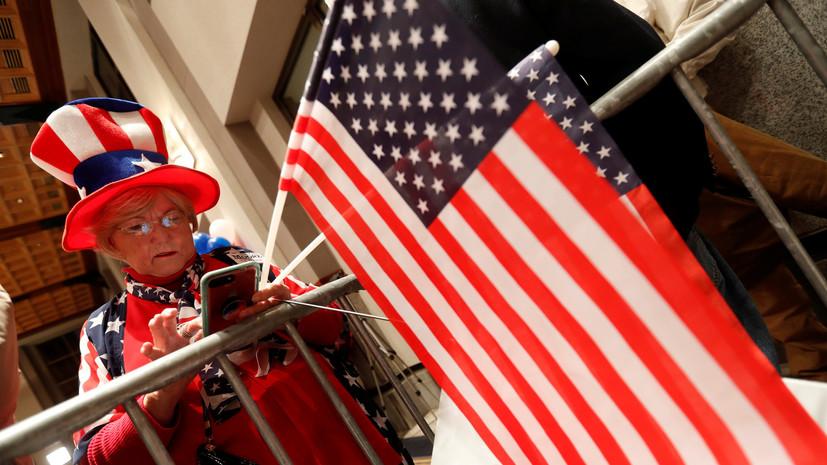 «Будем работать против русских»: глава ЦРУ полагает, что Москва «вмешивается» в американские выборы десятилетиями