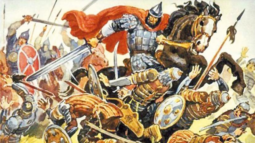«Брал мечи татарские и сёк ими»: кем на самом деле был легендарный защитник Руси от монголов Евпатий Коловрат