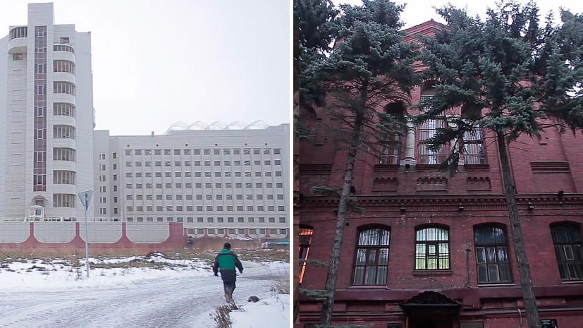 RT побывал в новом и самом большом изоляторе в России