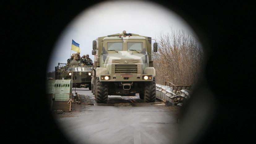 В России пояснили предложение вернуть Украине её военную технику из Крыма