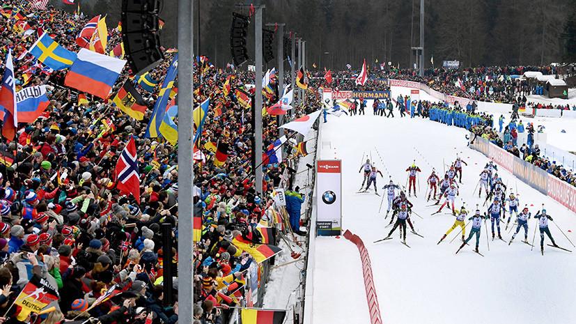 Новая неудача: россиянки не попали в топ-20 масс-старта на этапе КМ по биатлону в Рупольдинге
