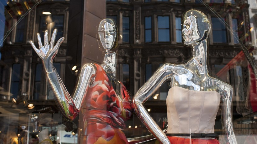 Plus size: в Госдуме предлагают обязать магазины одежды устанавливать манекены неидеальных размеров