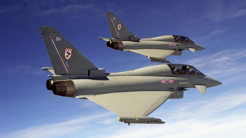 «Плановый полёт»: в Минобороны прокомментировали заявления о перехвате российских бомбардировщиков