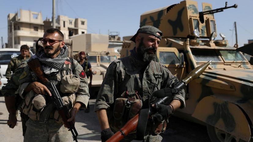 Взяли на вооружение: СМИ сообщили о передаче американских ПЗРК курдам в Сирии