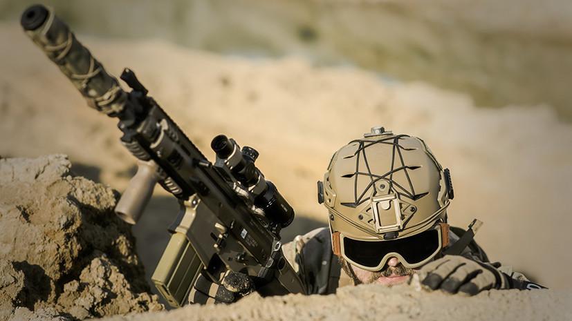 Равнение на право: в Госдуму внесут законопроект о легализации работы частных военных компаний