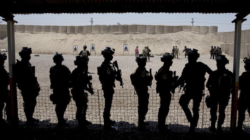 Тридцать тысяч курдов — «не армия»: в США опровергли сообщения о создании нового вооружённого формирования