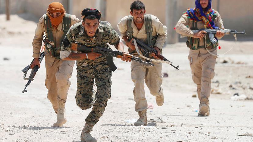 Как Вашингтон пытается одновременно сохранить отношения с Турцией и курдами
