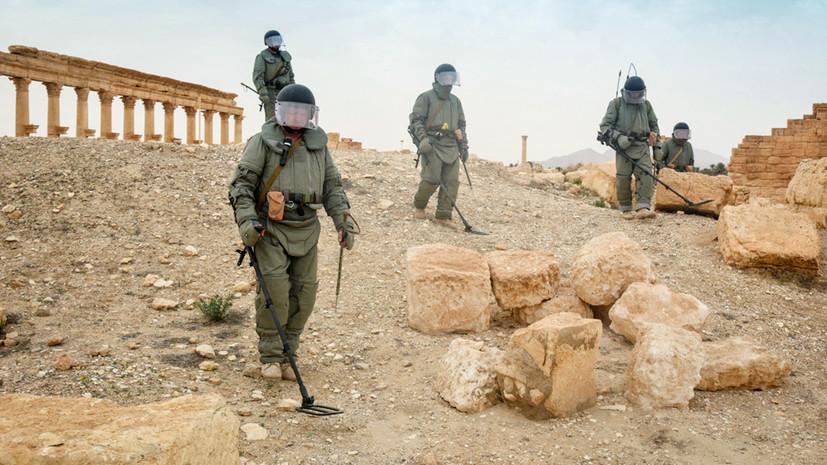 Опережая выстрел: какие изменения ожидают Инженерные войска России