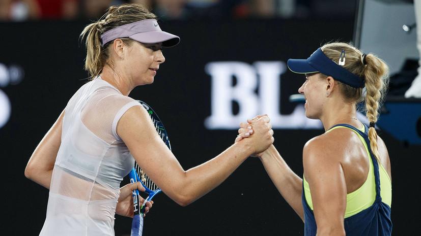 обзор шестого игрового дня Australian Open