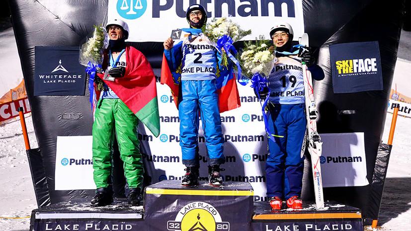«Хрустальный глобус» во фристайле, победы в коньках и санях: как выступают россияне перед Олимпиадой в Пхёнчхане