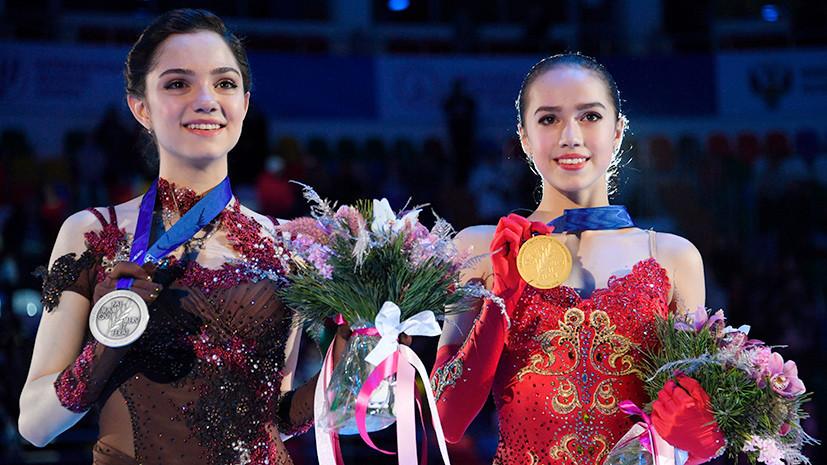 «На Олимпиаде Загитовой и Медведевой придётся всё начинать сначала»: Жулин об итогах ЧЕ по фигурному катанию