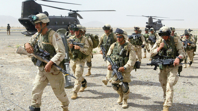 Лимиты контроля: зачем Пентагон намерен отправить ещё тысячу солдат в Афганистан