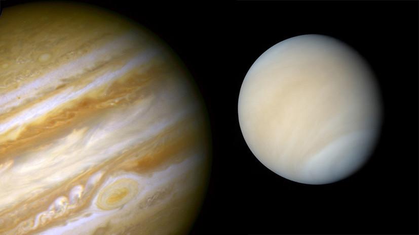 «Парящие города»: руководитель проекта Mars One намерен колонизировать Венеру и спутник Юпитера