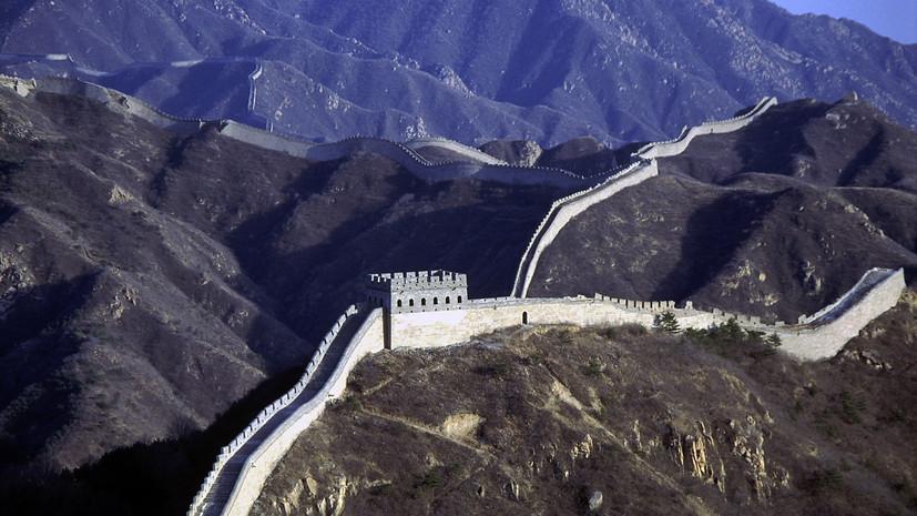 Новая «великая стена»: как Пекин намерен противостоять террористам