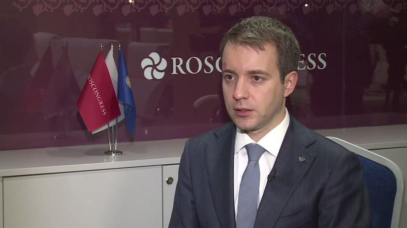 «Интернет — мощный канал распространения негативной информации»: министр связи РФ о борьбе с преступниками в сети