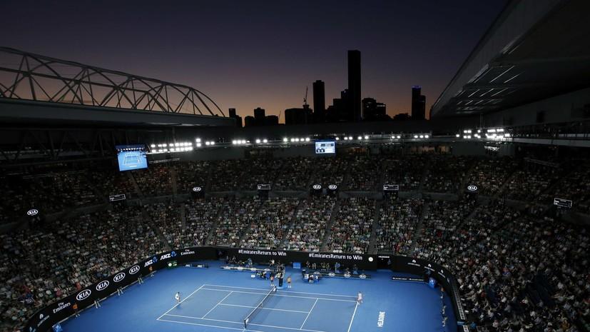 Макарова и Веснина вышли в финал Australian Open в парном разряде