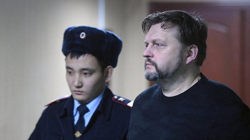 Обвинение просит приговорить Белых к 10 годам колонии строгого режима