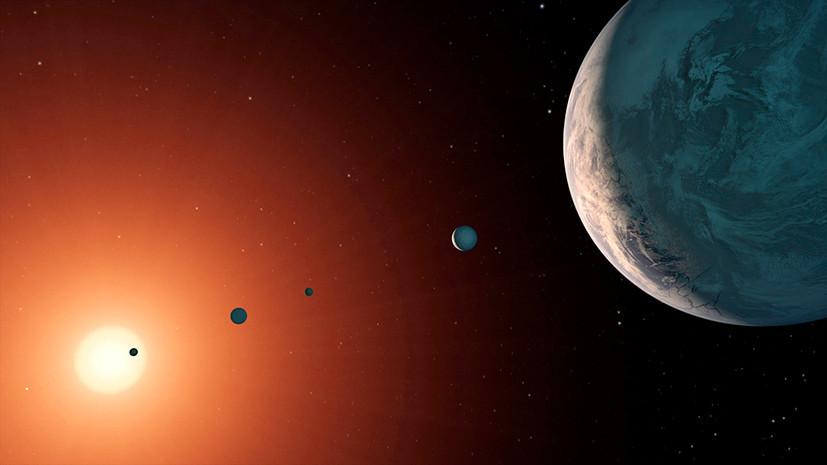 «Чистая теория»: в системе TRAPPIST-1 обнаружили две пригодные для жизни планеты