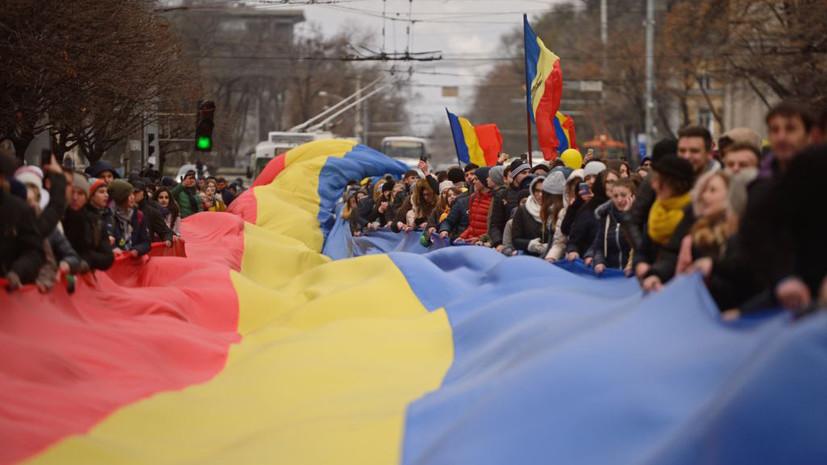 «Абсолютное большинство»: почему жители Молдавии выступают против запрета новостных передач из России