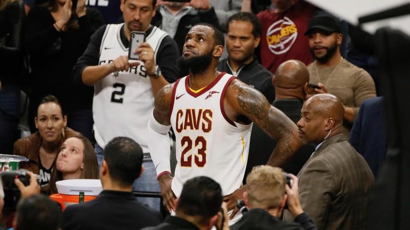 Его ответ Чемберлену: Леброн Джеймс стал самым молодым баскетболистом, набравшим 30 тысяч очков в матчах НБА