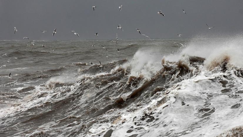Тихоокеанский флот присоединился к поискам пропавшего в Японском море судна