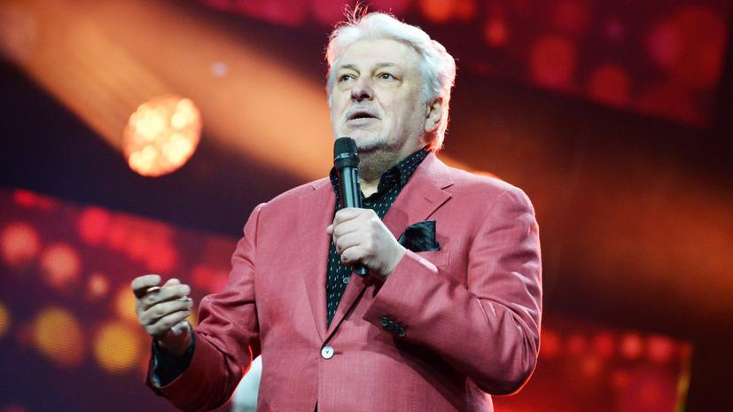 Вячеслав Добрынин о смерти Людмилы Сенчиной: это ужасно и неожиданно