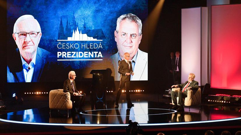 «Испытание для либерализма»: какой политический курс может выбрать Чехия после выборов президента