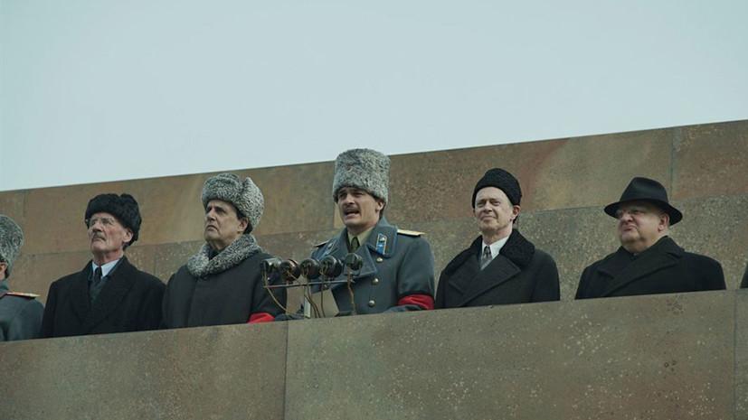 В Кремле не считают цензурой отзыв прокатного удостоверения у фильма «Смерть Сталина»