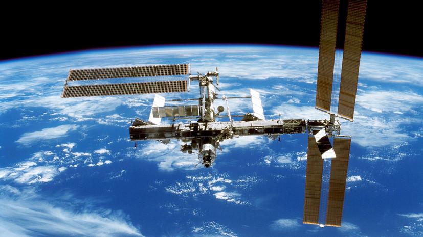 Что стоит за отменой финансирования МКС  со стороны США