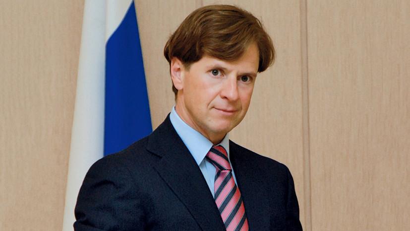 Беглый российский бизнесмен Андрей Бородин нанял лоббистов для получения визы США