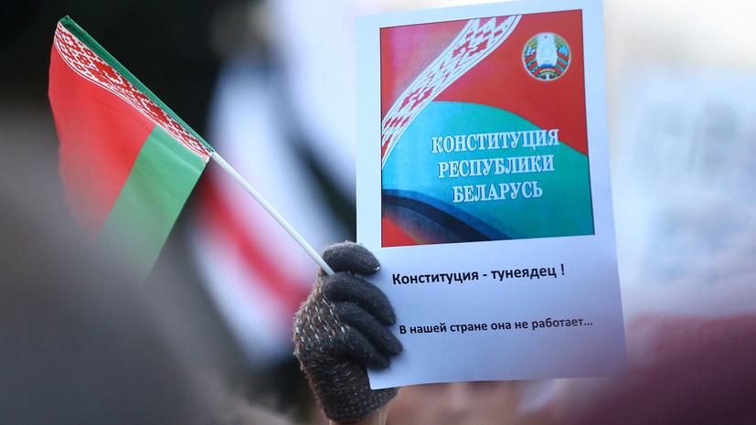 Всеобщее трудоустройство: в Белоруссии отменили «декрет о тунеядцах»