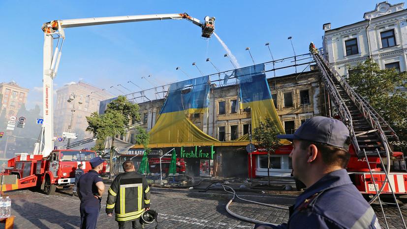Почему разрушается исторический облик Киева