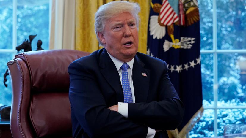 СМИ: Трамп извинился за ретвит «антимусульманcких видео»