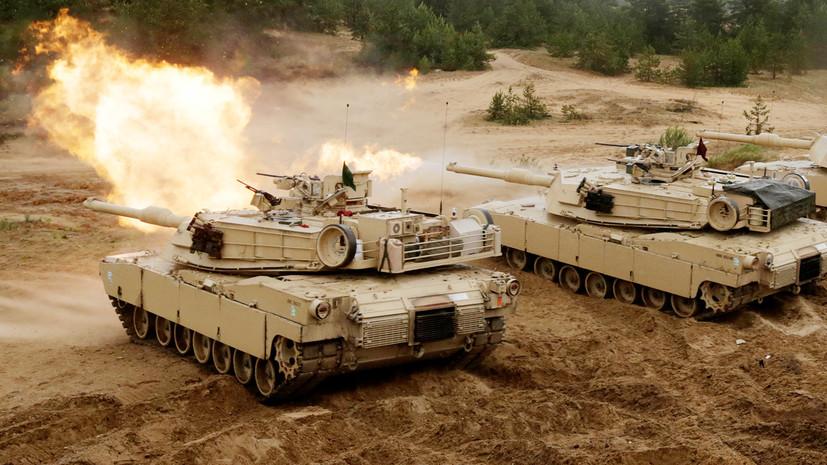 Экс-глава Пентагона призвал НАТО разработать план военных действий против России