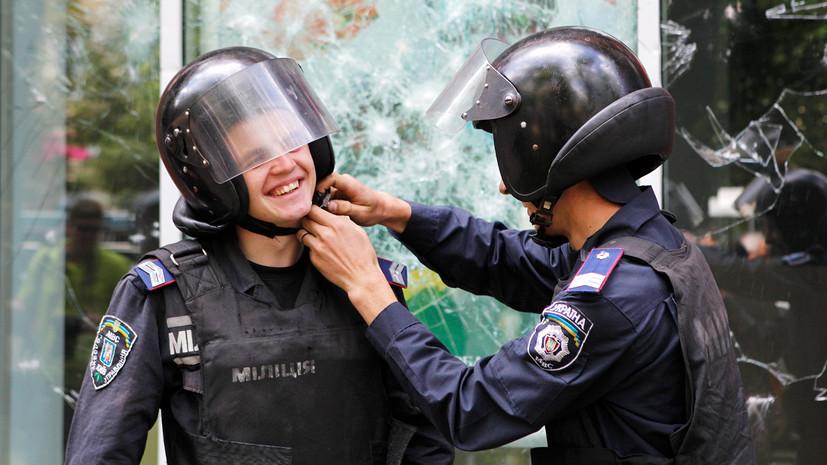 «Очередной коррупционный проект»: в России ответили на заявление Авакова о создании патрульной полиции Крыма