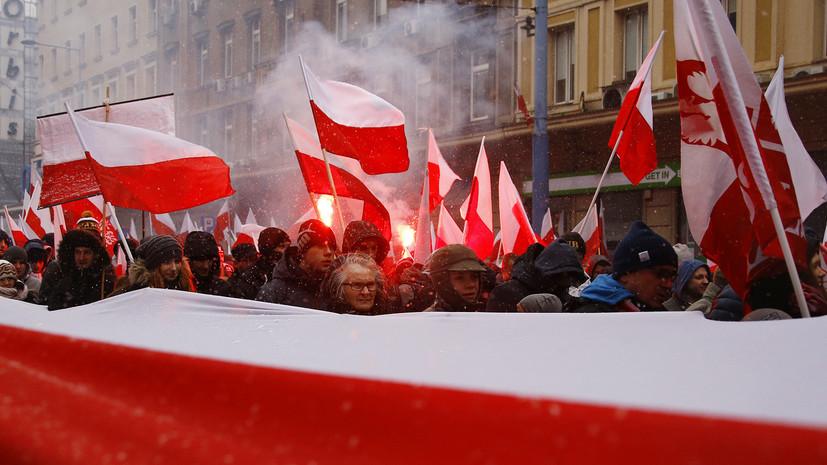Почему Польша называет Россию своей главной угрозой