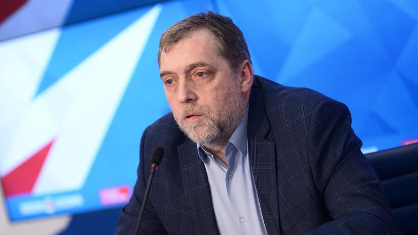 Сын Высоцкого прокомментировал заявление об «опасности» его отца для Украины