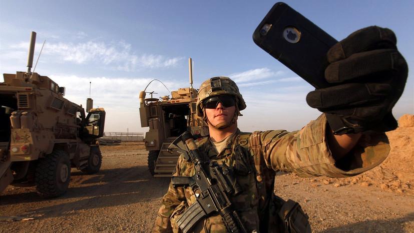 СМИ: С помощью соцсети для спортсменов можно определить местоположение военных баз США
