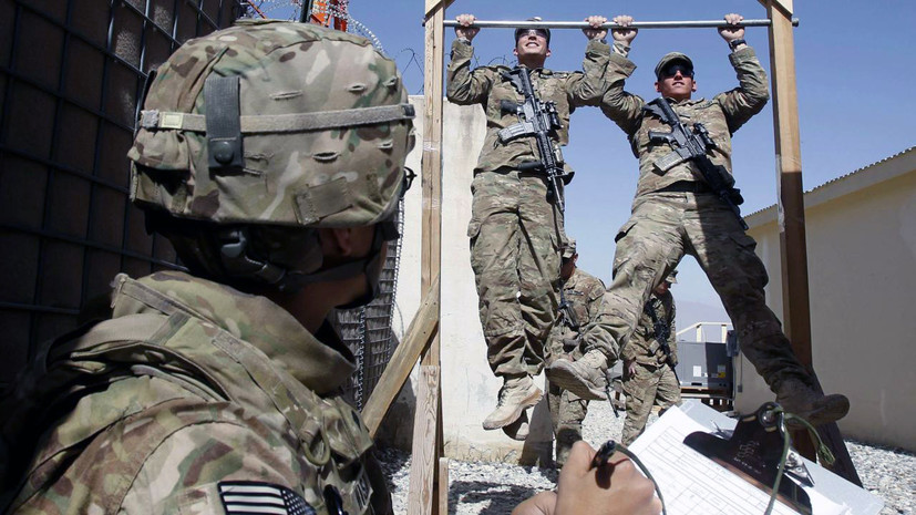 Докатились: как тепловая карта программы для фитнеса раскрыла расположение военных баз США