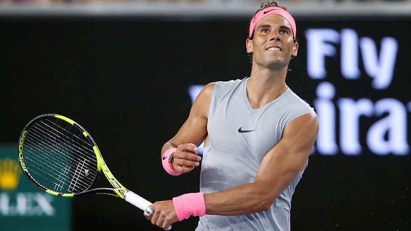 Надаль сохранил первую строчку в мировом рейтинге ATP