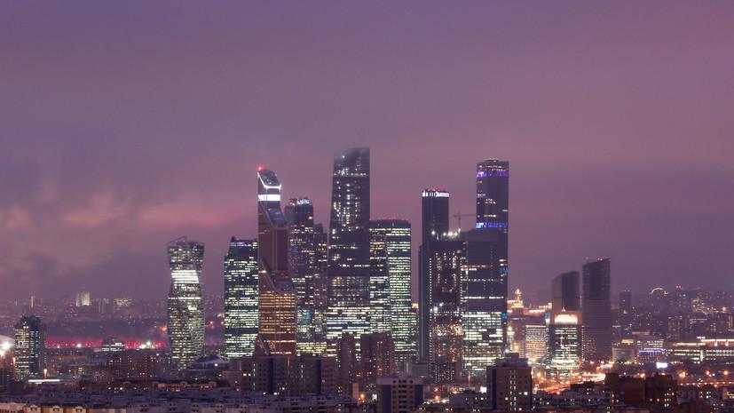 В московском регионе ожидается аномально тёплая погода