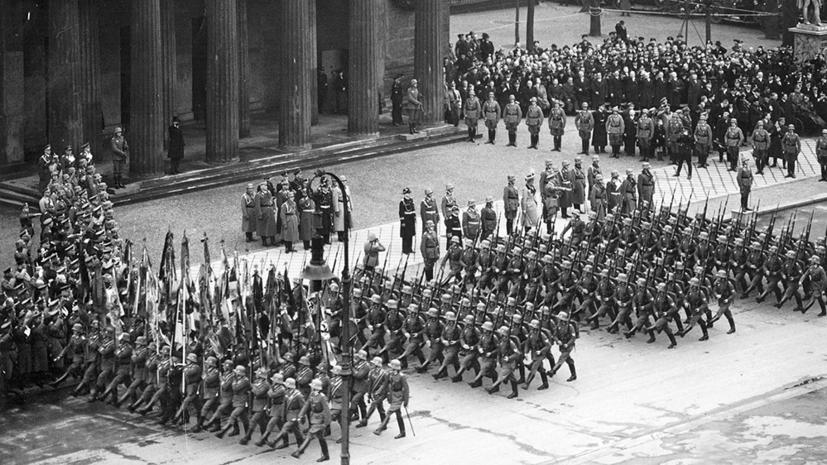 «Его не воспринимали всерьёз»: как Гитлер пришёл к власти в 1933 году