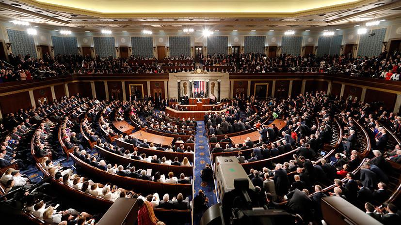 «Будут ждать реакции»: почему Белый дом отложил принятие новых антироссийских санкций