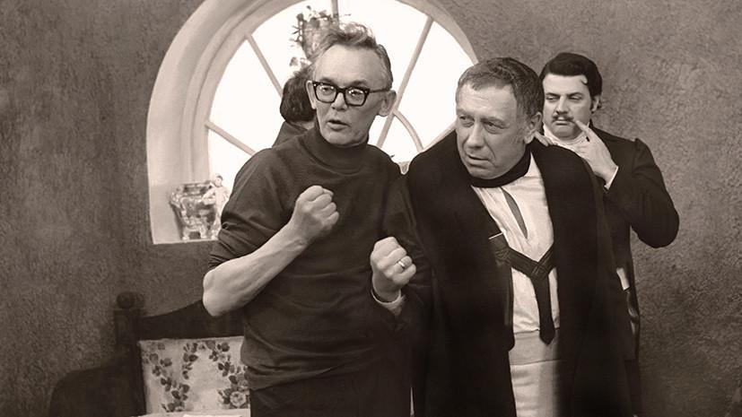 Тест RT к юбилею Леонида Гайдая: хорошо ли вы помните советские комедии?