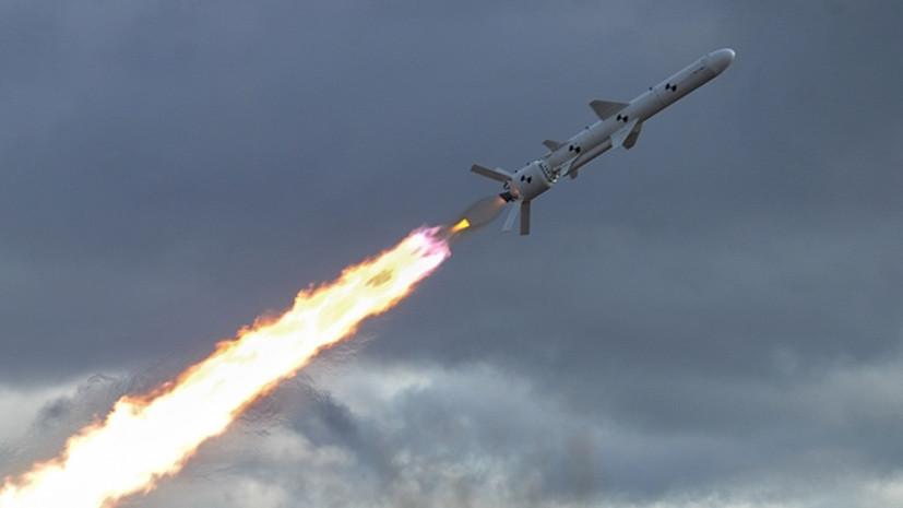 Украина провела первое испытание крылатой ракеты собственного производства