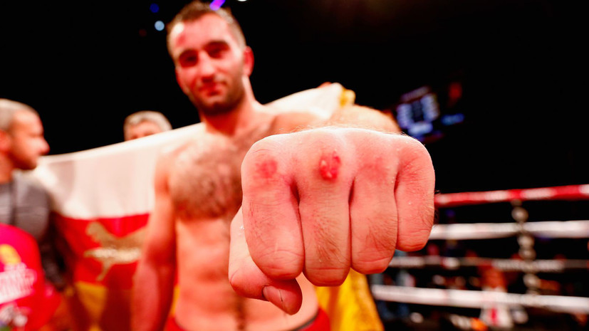 Гассиев рассказал, кто будет фаворитом финала WBSS в случае его победы над Дортикосом