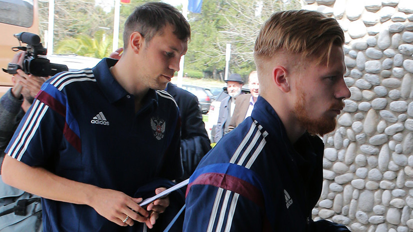 Дзюба и Новосельцев перешли из «Зенита» в «Арсенал» на правах аренды