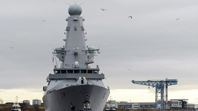 «Вряд ли это прибавит спокойствия региону»: с чем связан новый «визит» кораблей НАТО в Чёрное море