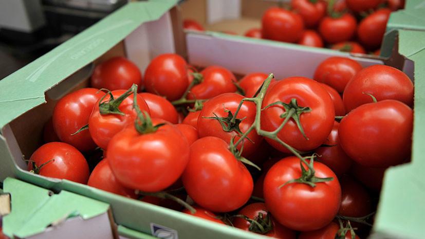 Россельхознадзор разрешил ввоз томатов с пяти турецких предприятий