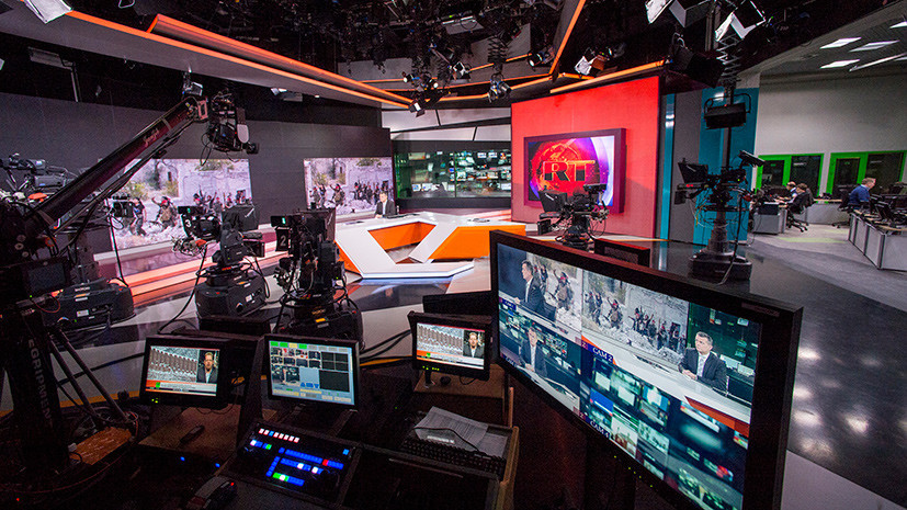 RT стал самым цитируемым СМИ в соцмедиа в России по итогам 2017 года